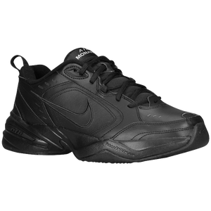 Nike Air Monarch IV - Men's - Black/Black