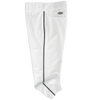 Easton Low Rise Pro Piped Pant - Women's - White / Navy