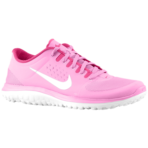 Nike FS Lite Run - Women's - Red Violet/Bright Magenta/White/Metallic Silver