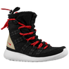 Nike Roshe Run Hi Sneakerboot - Women's - Black / White