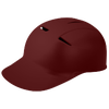 Easton CCX Grip Catcher/Coach Skull Cap - Maroon / Maroon