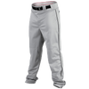 Rawlings Ace Relaxed Fit Piped Pants - Men's - Grey / Black