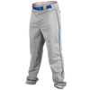 Rawlings Ace Relaxed Fit Piped Pant - Men's - Grey / Blue