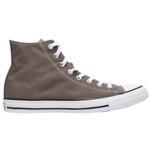 Converse All Star Hi - Men's - Charcoal/White
