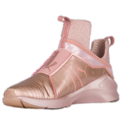 Puma Shoes Rose Gold