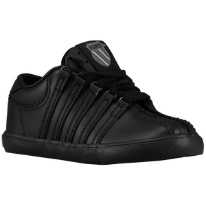 K-Swiss Classic Leather - Boys' Toddler - Black