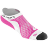 ASICS� Hera Deux Single Tab Socks - Women's - White / Pink