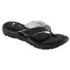 Nike Comfort Thong - Women's - Black / White
