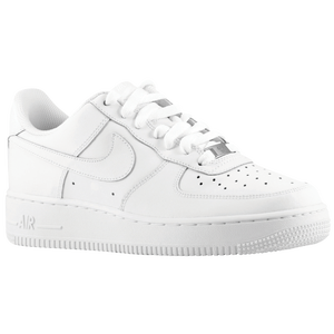 Nike Air Force 1 Low - Boys' Grade School - White/White