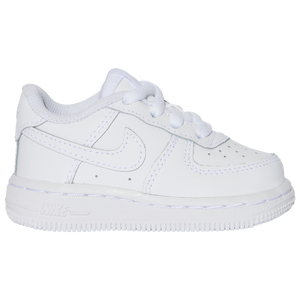 Nike Air Force 1 Low - Boys' Toddler - White/White