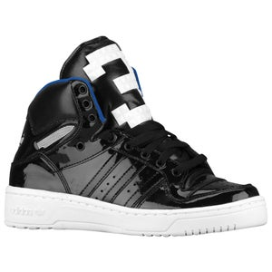 adidas Originals M Attitude Logo Three - Women's - Black/Black/True Blue