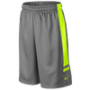 Nike Franchise Shorts - Boys' Grade School - Grey / Light Green