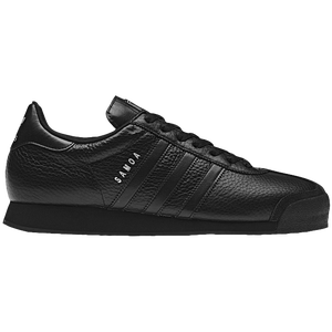 adidas Originals Samoa - Men's - Black/Black/Metallic Silver