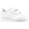 adidas Originals Samoa - Boys' Toddler - All White / White
