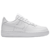 Nike Air Force 1 Low - Boys' Preschool - All White / White