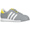 adidas Originals Samoa - Boys' Grade School - Grey / White