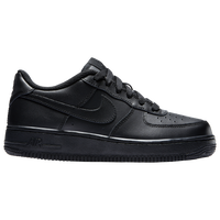 all black nike air force 1 low