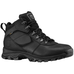 Timberland Mt. Maddsen Waterproof Mid - Men's - Black