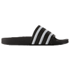adidas Originals Adilette - Men's - Black / White