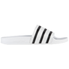 adidas Originals Adilette - Men's - White / Black