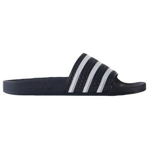 adidas Originals Adilette - Men's - New Navy/White/New Navy