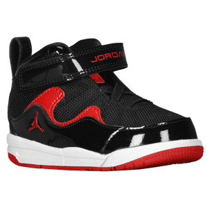 Jordan TR '97 - Boys' Toddler - Black/Gym Red/White