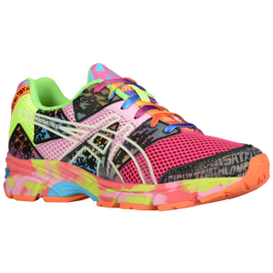 ASICS� Gel - Noosa Tri 8 - Girls' Grade School - Hot Pink/Rose/Multi