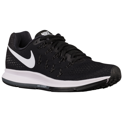 bcfb847a569 hot sale Nike Air Zoom Pegasus 33 Womens Running Shoes  Black Anthracite Cool Grey