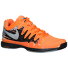 Nike Zoom Vapor 9.5 Tour - Men's - Orange / Grey