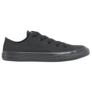 Converse All Star Ox - Boys' Preschool - Black Monochrome