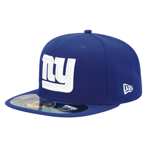 New Era NFL 59Fifty Sideline Cap - Men's - New York Giants - Royal