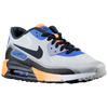 Nike Air Max Lunar90 - Men's - White / Blue