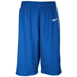 Nike College Twill Shorts - Men's - Memphis Tigers - Royal