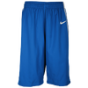 Nike College Twill Shorts - Men's - Memphis Tigers - Light Blue / White