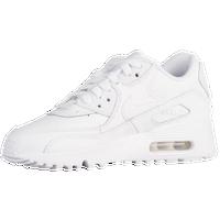 nike air max 90s all white