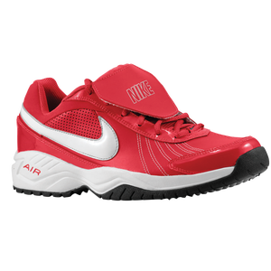 Nike Air Diamond Trainer  - Men's - Pro Red/White