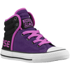 Converse CT Swag Hi - Boys' Preschool - Purple / Black