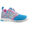 Reebok RealFlex Scream 2.0 - Women's - Light Blue / Pink