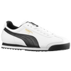 PUMA Roma Basic - Men's - White / Black
