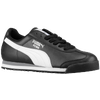 PUMA Roma Basic - Men's - Black / White