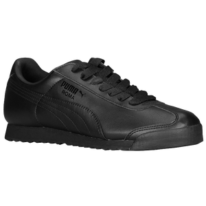 PUMA Roma Basic - Men's - Black/Black