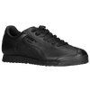 PUMA Roma Basic - Men's - All Black / Black