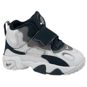 Nike Speed Turf - Boys' Toddler - Wolf Grey/Black/Dark Grey/Metallic Silver