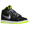 Nike Prestige IV High - Women's - Black / Light Green