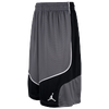 Jordan Prospect Short - Men's - Grey / Grey