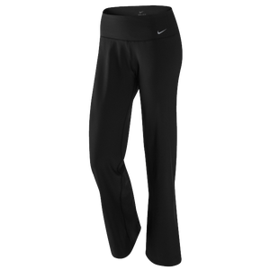 Nike Legend Regular Pant - Women's - Black/Cool Grey