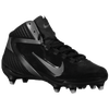 Nike Alpha Speed D 3/4 - Men's - Black / Silver
