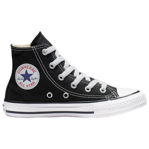Converse All Star Hi - Boys' Preschool - Black