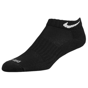 Nike 6 PK Dri-Fit Low Cut Sock - Black