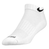 Nike 6 PK Dri-Fit Low Cut Sock - White / Black